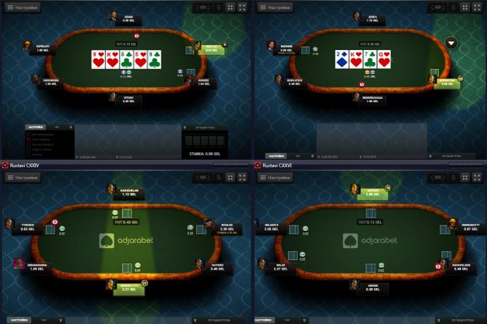 Непредсказуемые ситуации при игре в покер