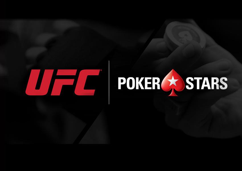 На новом этапе сотрудничества PokerStars и UFC можно выиграть до $10К