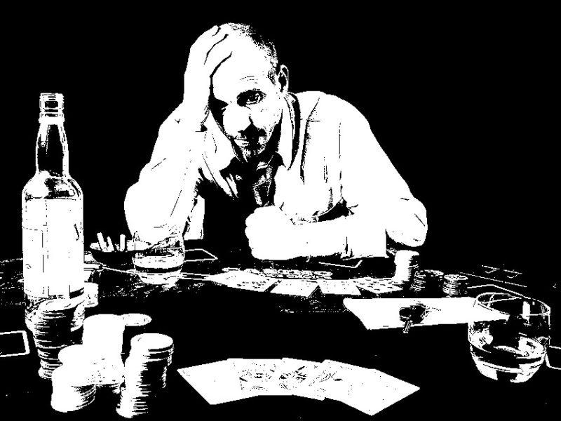 Как справиться с эмоциями в покере?